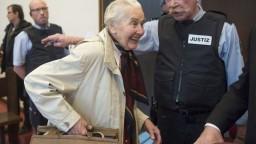 Nacistickú babku odsúdili za opakované popieranie holokaustu