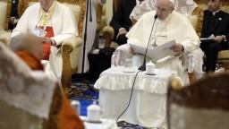 Pápež v Mjanmarsku reagoval na utečeneckú krízu