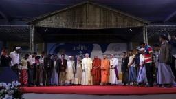 Moslimskí Rohingovia sa zúčastnili svätej omše pápeža Františka