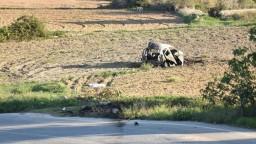 Za výbuchom auta maltskej novinárky je zrejme sms správa
