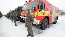 Vojaci otestujú vozidlá, na Slovensko prišli ich výrobcovia