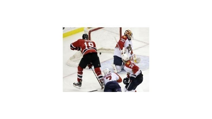 NHL: Víťaza série medzi New Jersey a Floridou určí až siedmy zápas