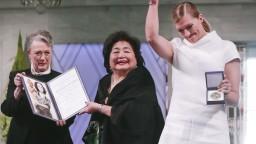 Nobelova cena za mier putovala medzinárodnej kampani