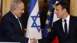 Netanjahu bude pred lídrami v Bruseli obhajovať postoj USA