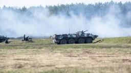 Začali so skúškami slovensko-fínskeho bojového vozidla