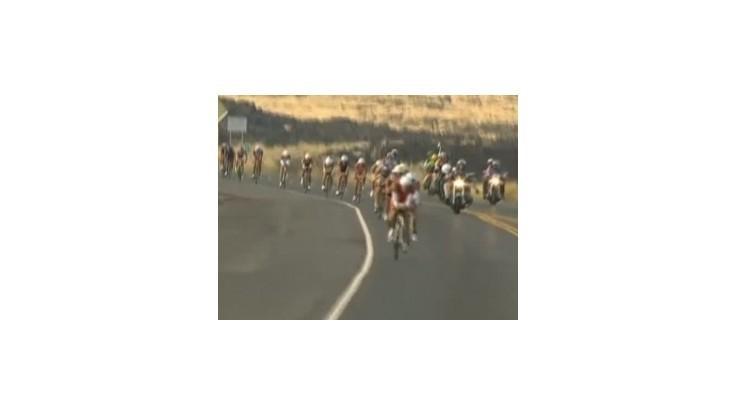 Austrálčan Alexander s tretím Ironmanom a v rekorde trate