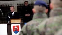 Gajdoš poďakoval vojakom za ich prácu v zahraničí