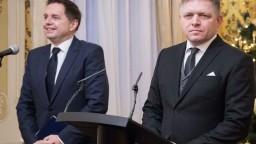 Deficit je výrazne nižší, Fico pochválil oceneného Kažimíra