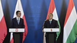 Orbán a Morawiecki sa zhodujú: Utečencov v krajine nechceme