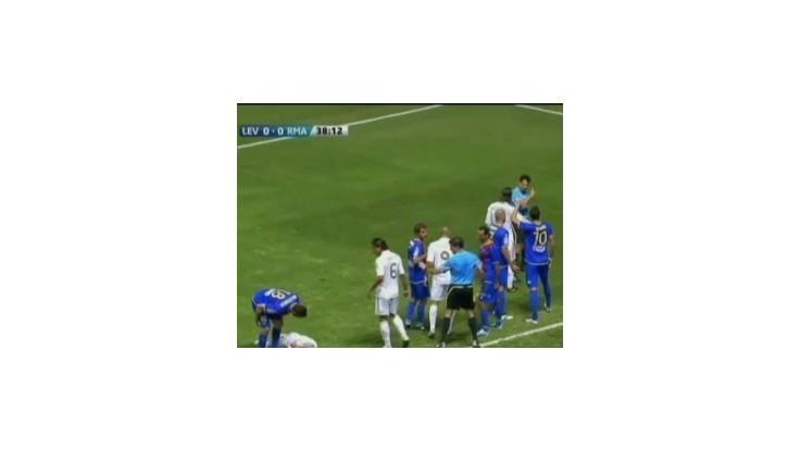 Real Madrid podľahol Levante 0:1 v 4. kole španielskej ligy