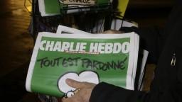 Smutné výročie. Francúzi si pripomínajú útok na Charlie Hebdo