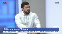 HOSŤ V ŠTÚDIU: M. Gagliardi o zdaňovaní Bitcoinu