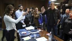 Práva na štrajk sa nevzdajú, protestovali priamo u ministerky