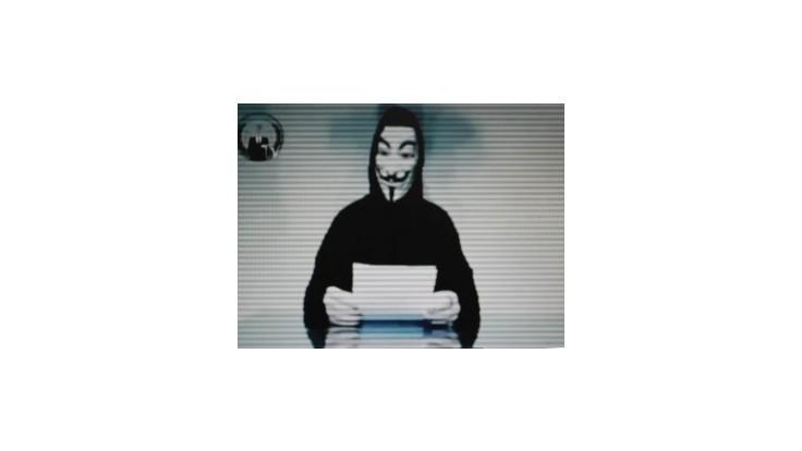 Weby politických strán napadli hackeri z českej odnože skupiny Anonymous