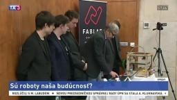 Na seminári o robotike sa predstavili aj medzinárodne úspešní študenti