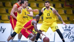 Basketbalisti Interu utrpeli prvú porážku na domácej palubovke