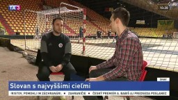 M. Rejžek o napĺňaní cieľa futsalového klubu ŠK Slovan Bratislava