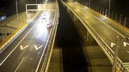Opitý Kysučan uháňal po diaľnici v protismere, vošiel i do tunela
