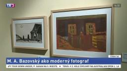 A. Hrabušický o výstave moderných fotografií
