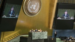 Po troch týždňoch samostatnosti sa Slovensko stalo členom OSN