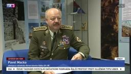 HOSŤ V ŠTÚDIU: P. Macko o pôsobení našich vojakov pod zástavou OSN