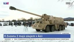 Zbrojári vyvinuli novú húfnicu, záujem prejavilo niekoľko krajín