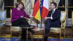 Francúzsko a Nemecko musia držať spolu, vyhlásil Macron