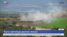 Turecko zaútočilo na sýrskych Kurdov. Tvrdí, že v sebaobrane