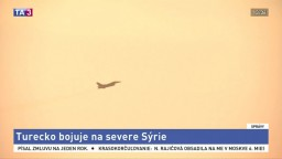 Sýria reaguje na turecké nálety. Vystrelila štyri rakety