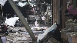 Na thajskom trhovisku vybuchla bomba, o život prišlo niekoľko ľudí