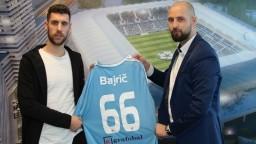 Slovan získal slovinského stopéra Bajriča