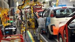 Tri automobilky v SR vyrobili viac než milión vozidiel
