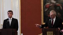 Prezident Zeman prezradil, čo urobí v prípade volebnej prehry