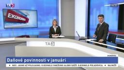HOSŤ V ŠTÚDIU: B. Štefanovičová o dani z motorových vozidiel a nehnuteľností