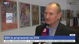 Slovenská výprava odlieta na ZOH o necelé tri týždne