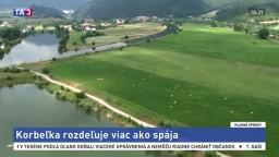 Žilinská župa sa pokúša nájsť kompromis pri výstavbe Korbeľky