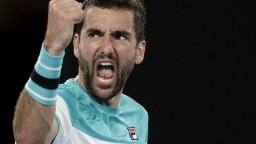 Australian Open: Čilič vyradil svetovú jednotku, zmerá si sily s Edmundom