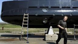 Vynálezca v ponorke novinárku mučil, mal so sebou nezvyčajné nástroje