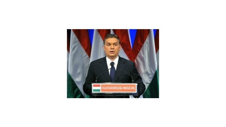 Orbán: Hrozba straty nezávislosti už neprichádza z Ruska, ale z Európy
