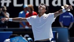 Australian Open: Do semifinále sa prvýkrát prebojoval kórejský tenista