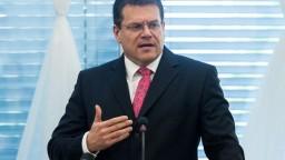 M. Šefčovič o aktuálnom dianí na ekonomickom fóre v Davose