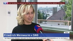Rozhovor s kurátorkou H. Moravčíkovou o výstave Nová cesta
