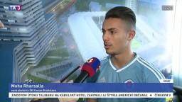 Slovan má novú posilu, angažoval Maročana Rharsalla