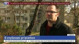 Rozhovor s M. Páleníkom o zvyšovaní príplatkov vo verejnej správe