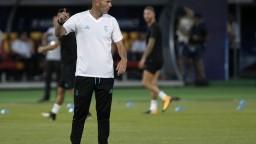 Na Madrid sa po prehre valí kritika, Zidane ju zobral na seba
