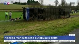 Vodič nerešpektoval stopku, zrazil sa so školským autobusom