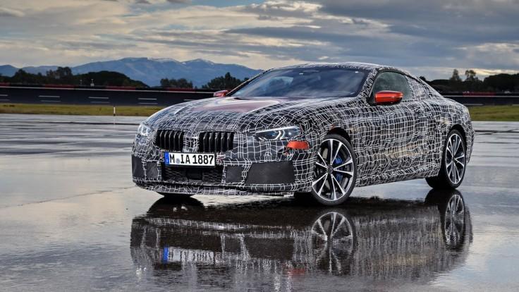 BMW 8 Coupé už dokončujú