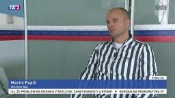 Rozhovor so šéftrénerom  M. Pupišom o halovej sezóne v atletike