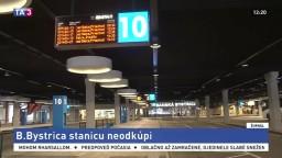 Banskobystrická radnica odstúpila od zmluvy, stanicu neodkúpi