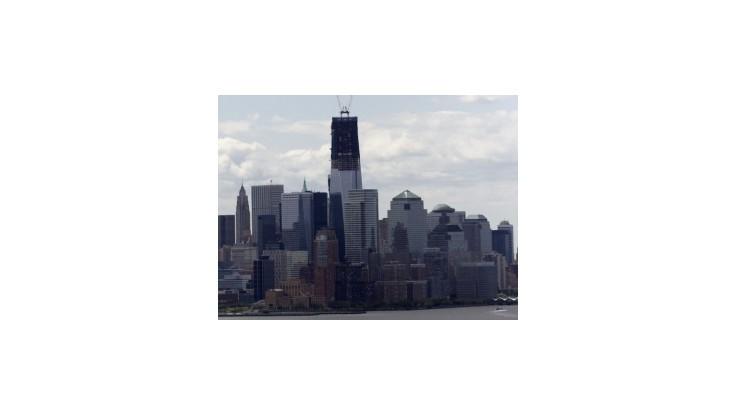Najvyššou budovou New Yorku bude oddnes One World Trade Center